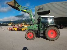 FENDT 307 ci Forestry tractors