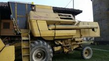 1976 NEW HOLLAND S 1550 Combine