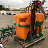 2013 OMA BP660 Atomisers, nebul
