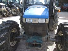 2001 NEW HOLLAND TN 75 Agricult