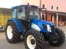 2005 NEW HOLLAND TL 90 DT Agric