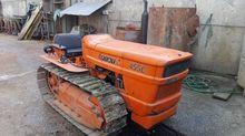 FIAT 455c Vineyard tractors