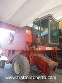 Laverda M 112 Combine harvester