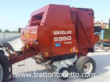 1997 NEW HOLLAND 5950 MOD. CRUP