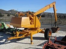 Caricatore Self-propelled crane