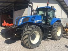 2011 NEW HOLLAND T8.390 Agricul