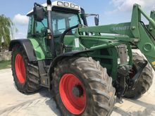 2002 FENDT FAVORIT 716 Agricult