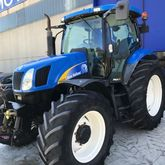 2010 NEW HOLLAND T6020 Agricult
