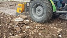 AGRI WORLD SRL FTCD Rock crushe
