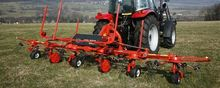 KUHN GF582 Pulleys and stackers