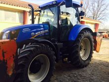 NEW HOLLAND T6.165 Agricultural
