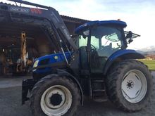 NEW HOLLAND TS100A Agricultural