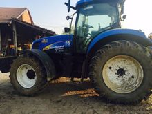NEW HOLLAND T6050 Agricultural