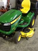 2012 JOHN DEERE X540 Lawnmower