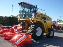 2003 NEW HOLLAND FX 60 Trencher