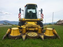2008 NEW HOLLAND FX 50 Trencher