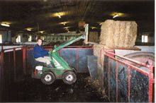1997 AVANT A313s Milking rooms