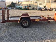 2003 Altro 5050 Cariage trailer