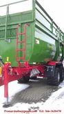 2015 Pronar T700 Dumper trailer
