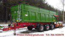 2015 Pronar T682 Dumper trailer