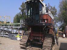 Laverda 521 Combine harvester