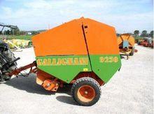 GALLIGNANI 9250 Roto presses