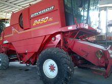 2003 Laverda 2450 Combine harve