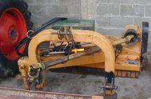Berti TA 135 Trenchers
