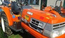KUBOTA GL 23 Small tractors