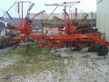 2009 Kuhn GA 6520 Side delivery