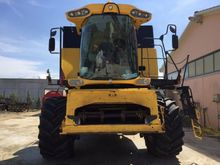 2009 NEW HOLLAND csx 7080 later