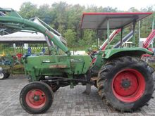 FENDT FARMER 106 S Agricultural
