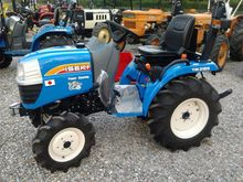 New ISEKI 3185 Agric