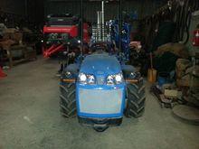 BCS Valiant Vineyard tractors