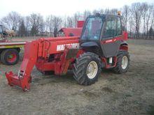 2008 Manitou MVT1330 SL Forage
