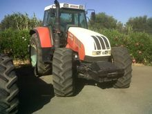 2001 STEYER CV170 Vario Agricul