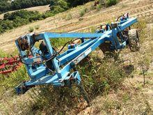 Siciltiller quadrivomere Plough