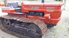 FIAT 605 Agricultural tractors
