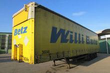 Schmitz Cargobull SCS 24/L-Taut
