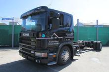 Used Scania 114 L 38