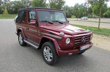 Mercedes-Benz G 500 7G-TRONIC C