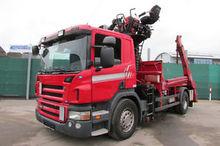 Scania P 380 LB4X2MNA - KRAN PA