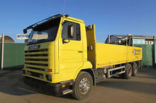 Used Scania 113 H 38