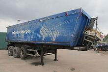 Schmitz Cargobull SKI 24 - Kipp
