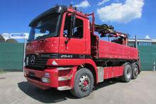 Mercedes-Benz 2543 6x2 LL - RET