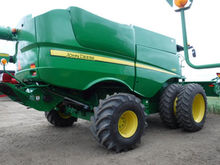 2013 S680 W/615P