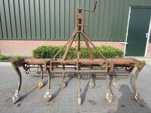 Peecon Cultivator met rol