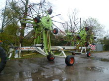 Used Claas Liner 300