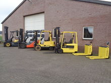 Used Hyster 1.75- 2