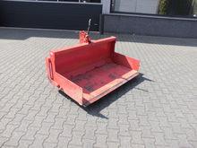 Used Hekamp Grondbak